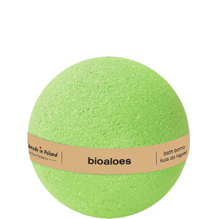 Bioaloes bath ball