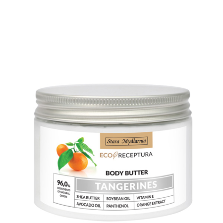 Eco Receptura Fresh Tangerines - Body Butter