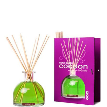 Fragrance diffuser COCOON - Green tea with bamboo