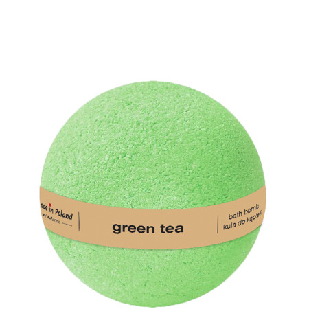 Green Tea bath ball