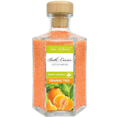 Orange Tree bath caviar