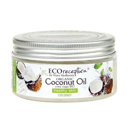 Organic Coconut oil 100 % - with the scent of coconut