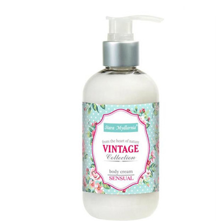 Vintage Collection - Body Cream
