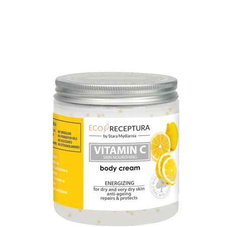Vitamin C body cream